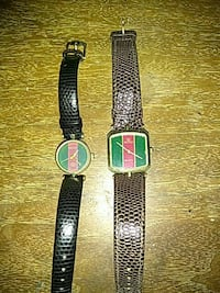 Vintage Gucci watches