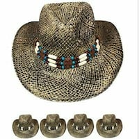 COWBOY Western HAT Shapeable SIZE L London, N6P 0E2
