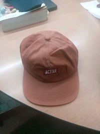 brown and white fitted cap Chino Hills, 91709