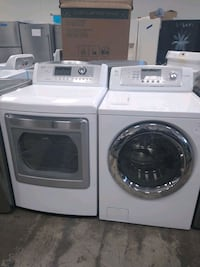 Front load washer and dryer set excellent condition  Bowie, 20715