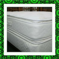 white and gray bed mattress Gaithersburg