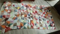 Baby quilt OMAHA, 68022