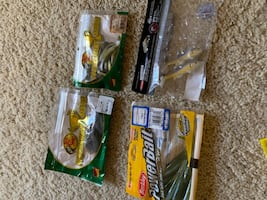 Soft Sided BASS PRO Tackle Box + TONS of Fishing Lures!
