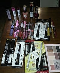 26 various make-up items Tulsa, 74136
