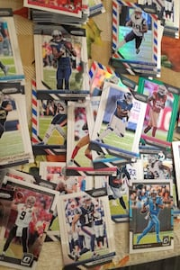 Football cards  South Gate, 90280