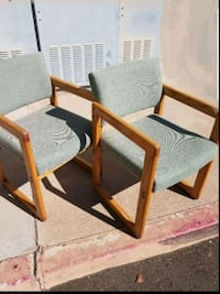 Office chairs $15.00 each -firm Scottsdale