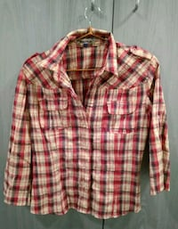 Camisa Green Coast de cuadros Madrid, 28014