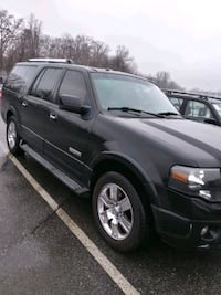 2007 Ford Expedition Limited 4X4 Washington