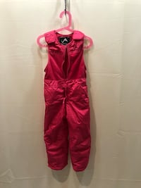 Pink Snowsuit  Washington, 20020