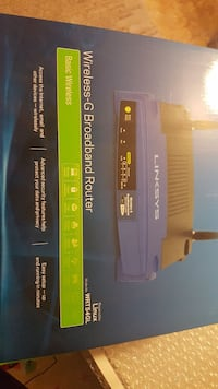 Linksys Broadband Wireless Router Winchester, 22601