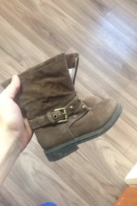 Toddler size 7 boot
