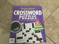 BRAND NEW CROSSWORD PUZZLES  Montréal, H9K 1S7