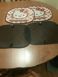 Hello kitty side sun shades Slidell, 70461
