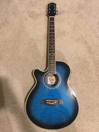 Left Handed Oscar Schmidt Acoustic-Electric Guitar Calgary, T3A 6K9