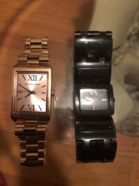 Micheal Kors and Armani exchange women's watches  Bloomfield, 07003