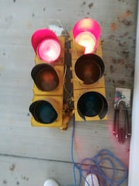 working traffic lights cycles Sterling, 20164