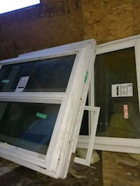 4 Triple Panel Windows *New* 100$ each Amarillo