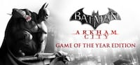 Batman: Arkham City Game Of The Year Edition Steam code (unused) Saint Albans