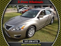 2015 Nissan Altima 4dr Sdn I4 2.5 S Youngsville
