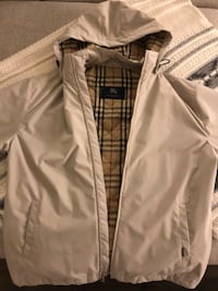 Burberry cream jacket Herndon, 20170