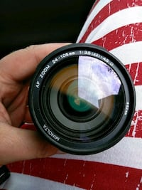 black and gray Canon DSLR camera lens Cleveland, 44102