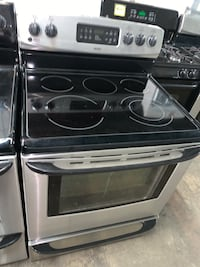 Kenmore electric range wokring perfectly