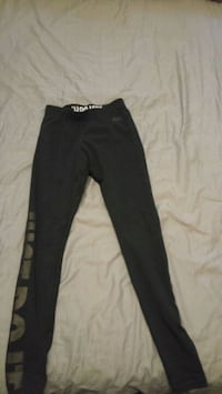black and white Adidas track pants Saint Andrews, R1A 3M7