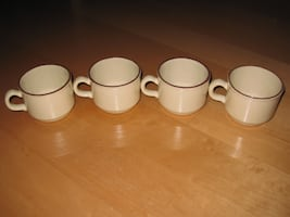 Coffee / Tea / Kitchen Cups / Mugs / Glasses Set with Handle