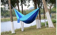 New portable, lightweight, travel hammock with accessories  Lexington, 40504