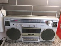 VINTAGE TOSHIBA RT-120S BOOMBOX GHETTO BLASTER  Barrie, L4N 7C9