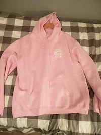 ASSC Pink Hoodie (Know yourself) SZ XL Oakville, L6M 4X7