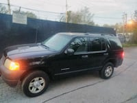 Ford - Explorer.  Automatic.    Baltimore
