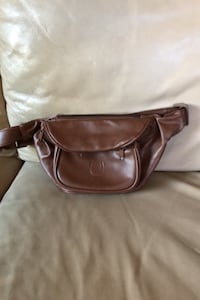 Brown fanny pack  North Little Rock, 72116