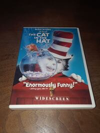CAT IN THE HAT DVD Los Angeles, 91601