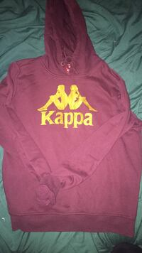 Kappa, Red velvet colour-way Small Edmonton, T5P 3C9
