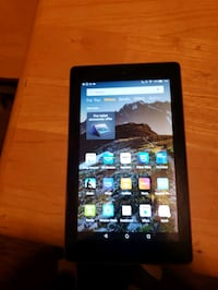Amazon Fire tablet, like new