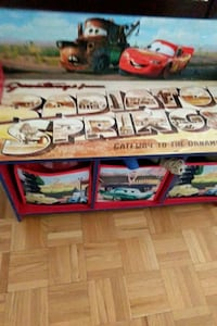 Bench and toy storage Brampton, L6P 1P4