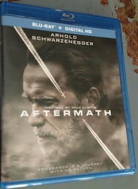 Aftermath bluray Wanamingo, 55983
