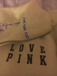 like new victoria's secret pink fleece