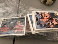 WWE collectible card lot The Plains, 20137