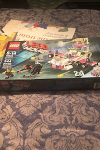 The LEGO movie  London