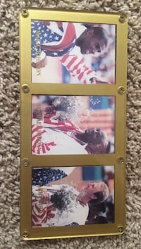 U.S.A. Olympic Gold Medal Basketball Cards 1992 Isleton, 95641