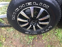 "GOOD CONDITION 16"" MICHELIN TIRES & RIMS  Oakville, L6H"