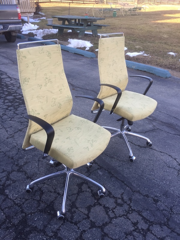 Strange 8 Krug Proffesional Office Chairs Normally 1000 Each Price Is For All 8 Evergreenethics Interior Chair Design Evergreenethicsorg