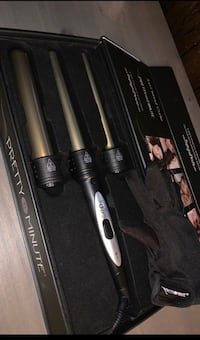 Pretty in a Minute 3-in-1 Wand Curler Manchester, 03103