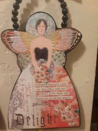 Beautiful Angels hang up or set on table or dhelve Oklahoma City, 73139