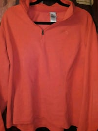 "NEON ORANGE, WOMENS XL ""NORTHFACE"" Omaha, 68114"