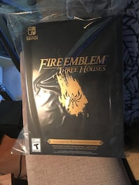 Fire Emblem Three Houses Seasons Of Warfare Edition  Langley, V2Y 1B5