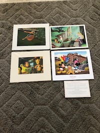 Disney lithograph collection Pottstown, 19465