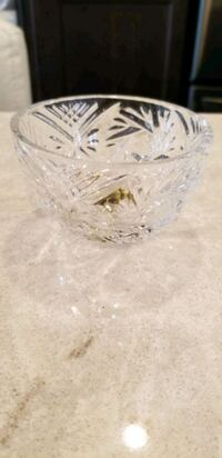 Kristal small candy dish